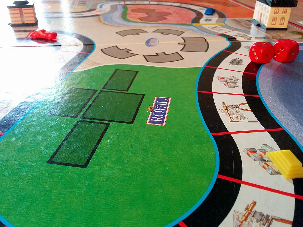 Gesellschaftsspiele Blog, Spieleblog