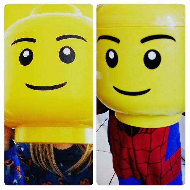grosse Köpfe Legofiguren, Mamablog