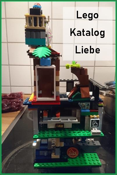 Lego Katalog Liebe der Kinder