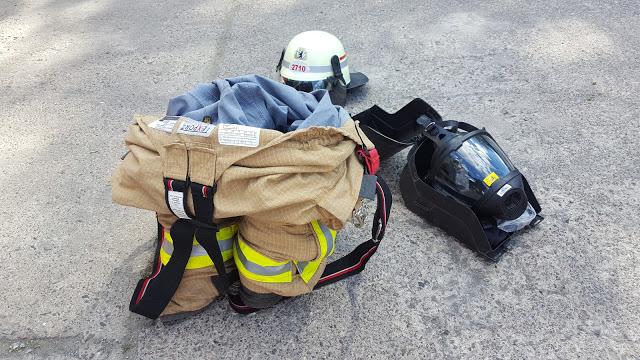 Feuerwehr Outfit, Familienblog, Elternblog