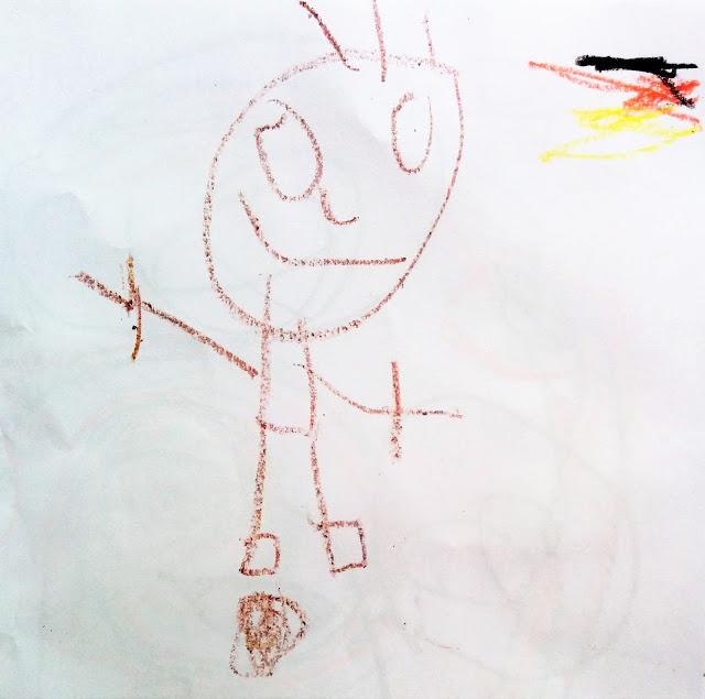 Fußball Zeichnung, Familienblog, Kinderblog, Mamablog, Papablog