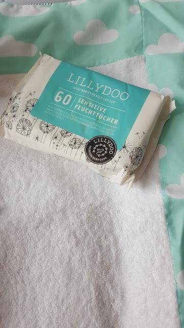 Die Lillydoo Feuchttücher