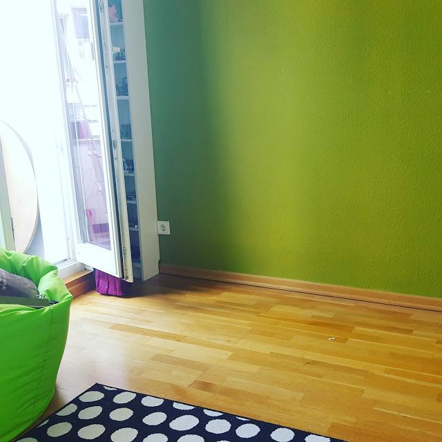 Umräumen im Kinderzimmer, Berlin Blog, Großer Elternblog