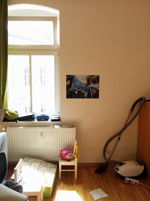 Papablog, Elternblog, Fenster aufräumen