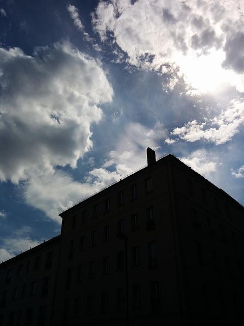 Familienblog, Dach in Pankow
