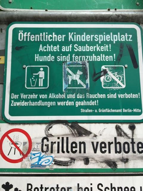 Verbote auf dem Spielplatz, Kinderrechte, UN Kinderrechte, Papablog