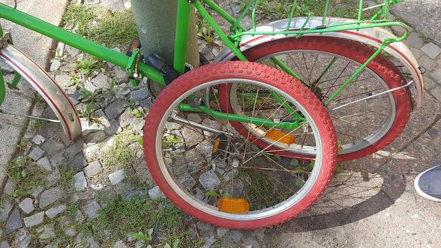 Familienblog, grünes Rad Geschichten, Mamablog, Papablog