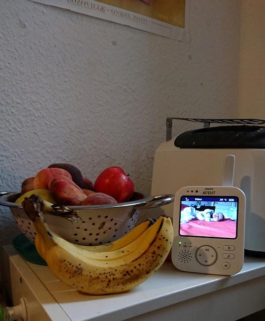 Mamablog, Vioeo Babyfon, Video Babyphone,