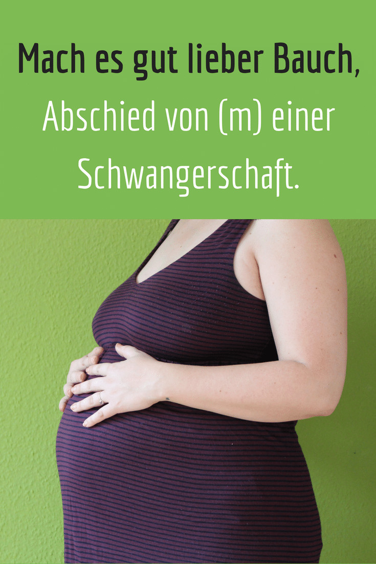 schwangerschaftsbauch