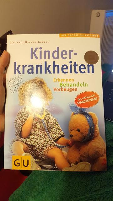 Familienblog, Elternblog, Kranke Kinder Bücher