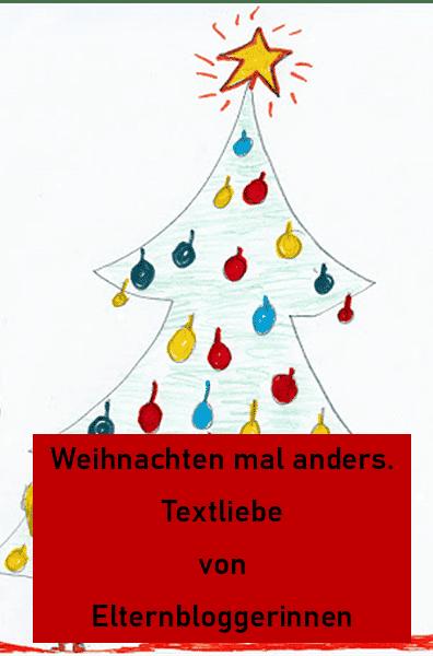 Weihnachten mal anders_