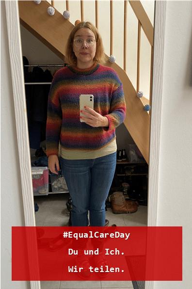 Du und ich. Wir teilen Equal Care.