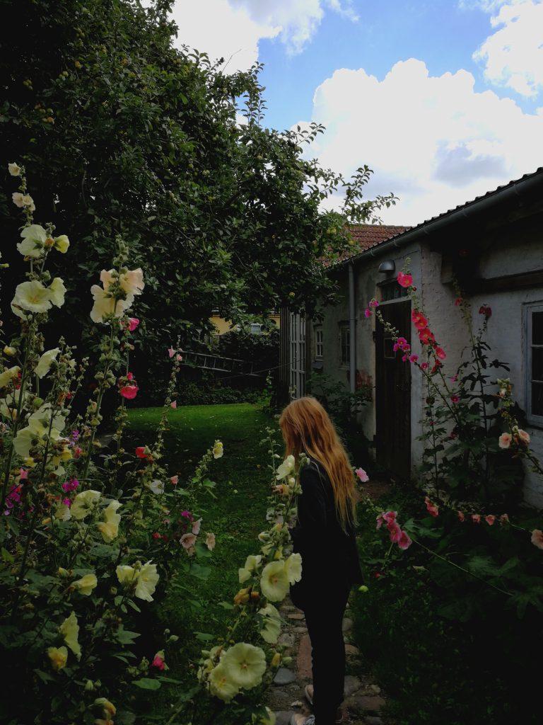 das kleine Dorf Nyord