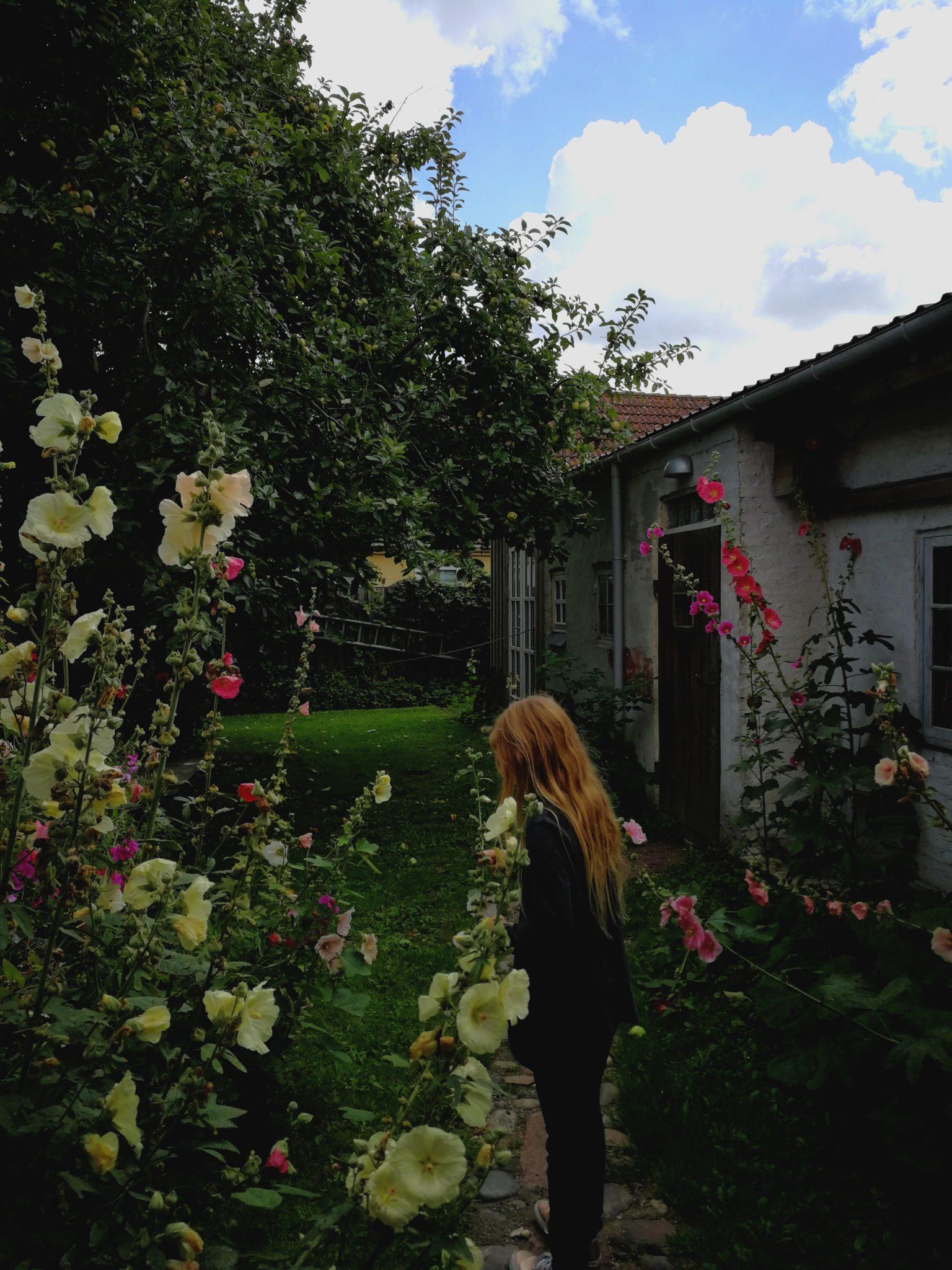 idyllisches Dorf Njord