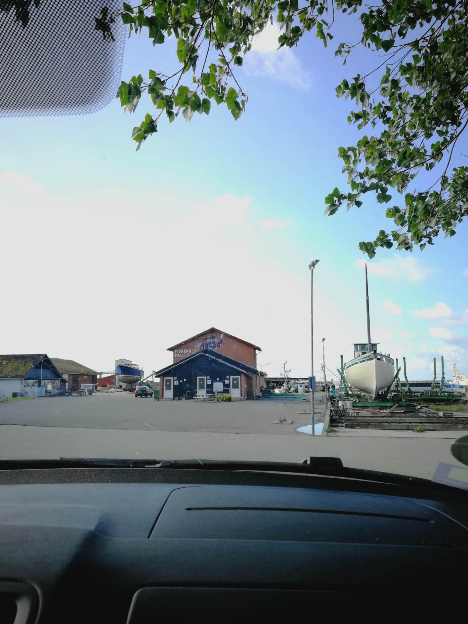 Klintholm Havn Mön