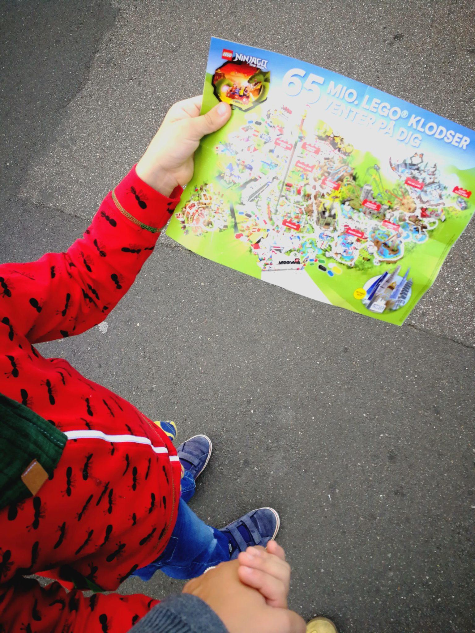 Legoland Karte