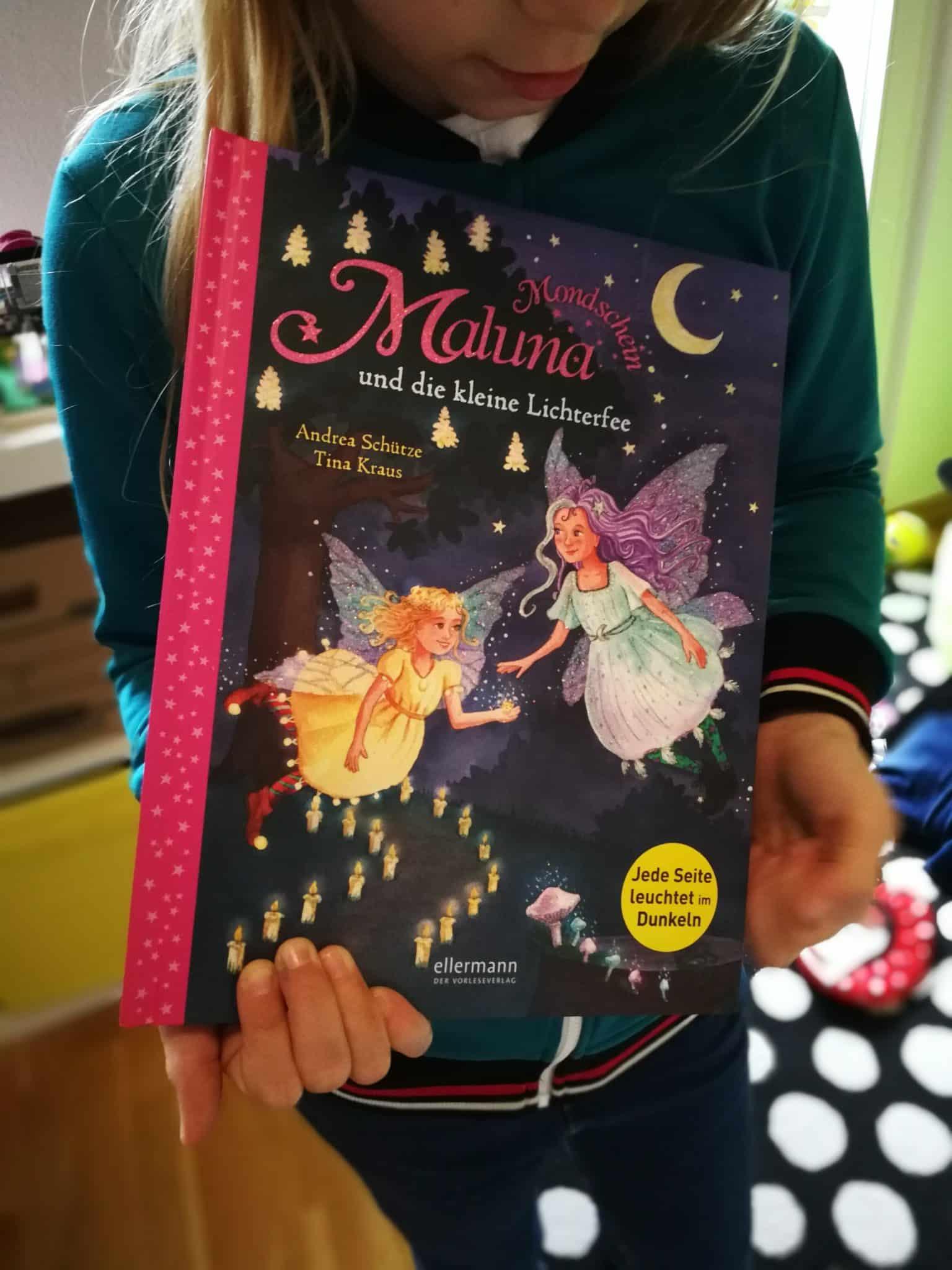 Maluna Mondschein vorlesen