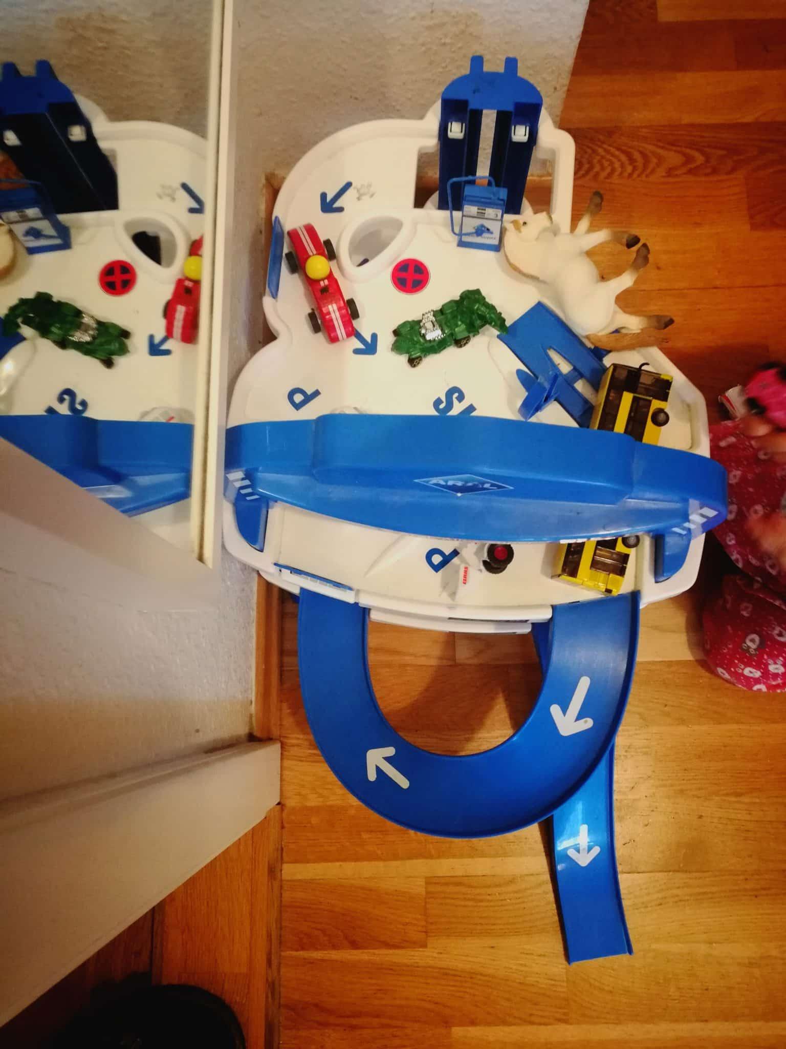 Autogarage Babyspielzeug
