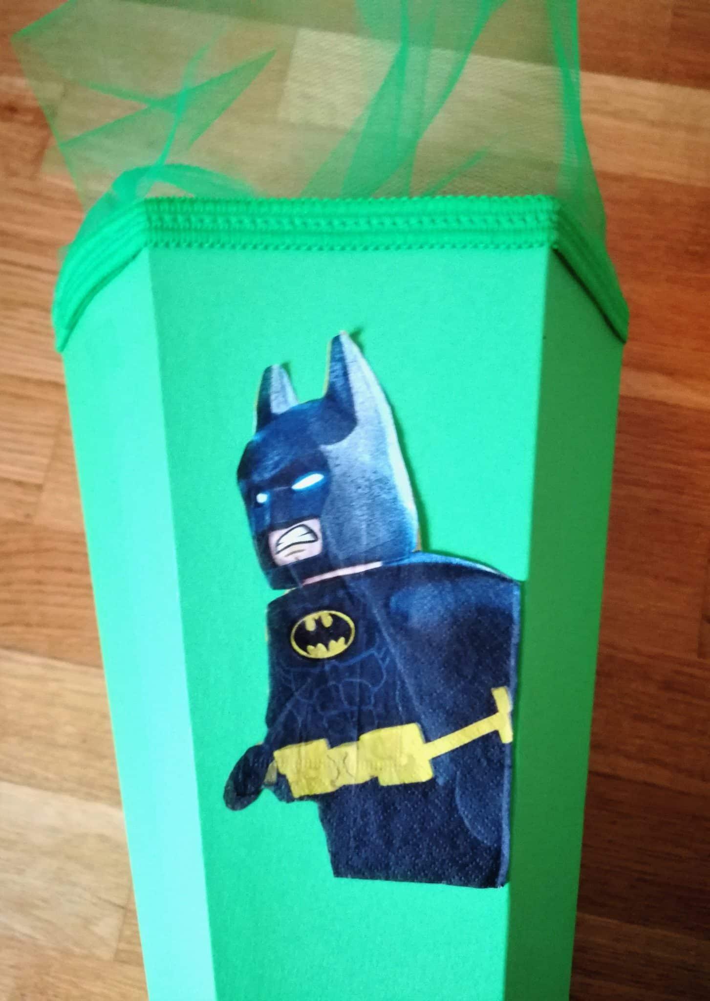 Batman Schultüte