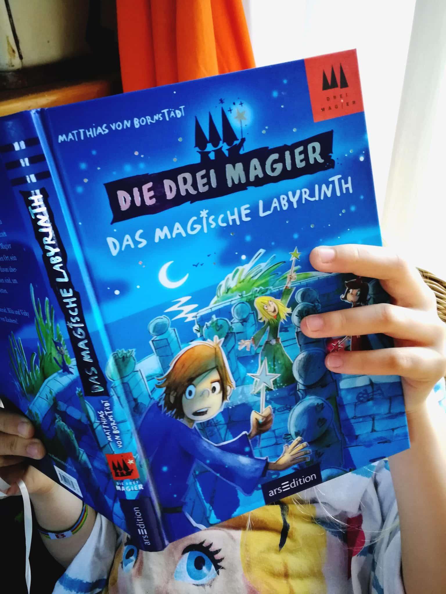 Die drei Magier Ars Edition