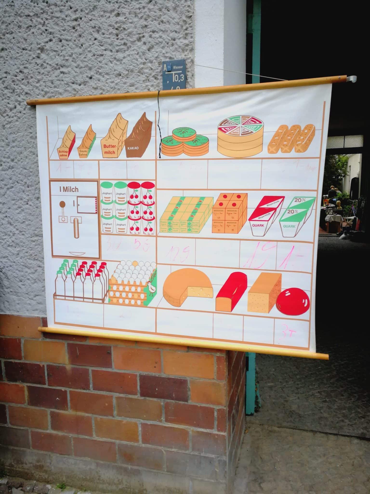 Unser Wochenende In Bildern Hinterhofflohmarkt Und Kaffee