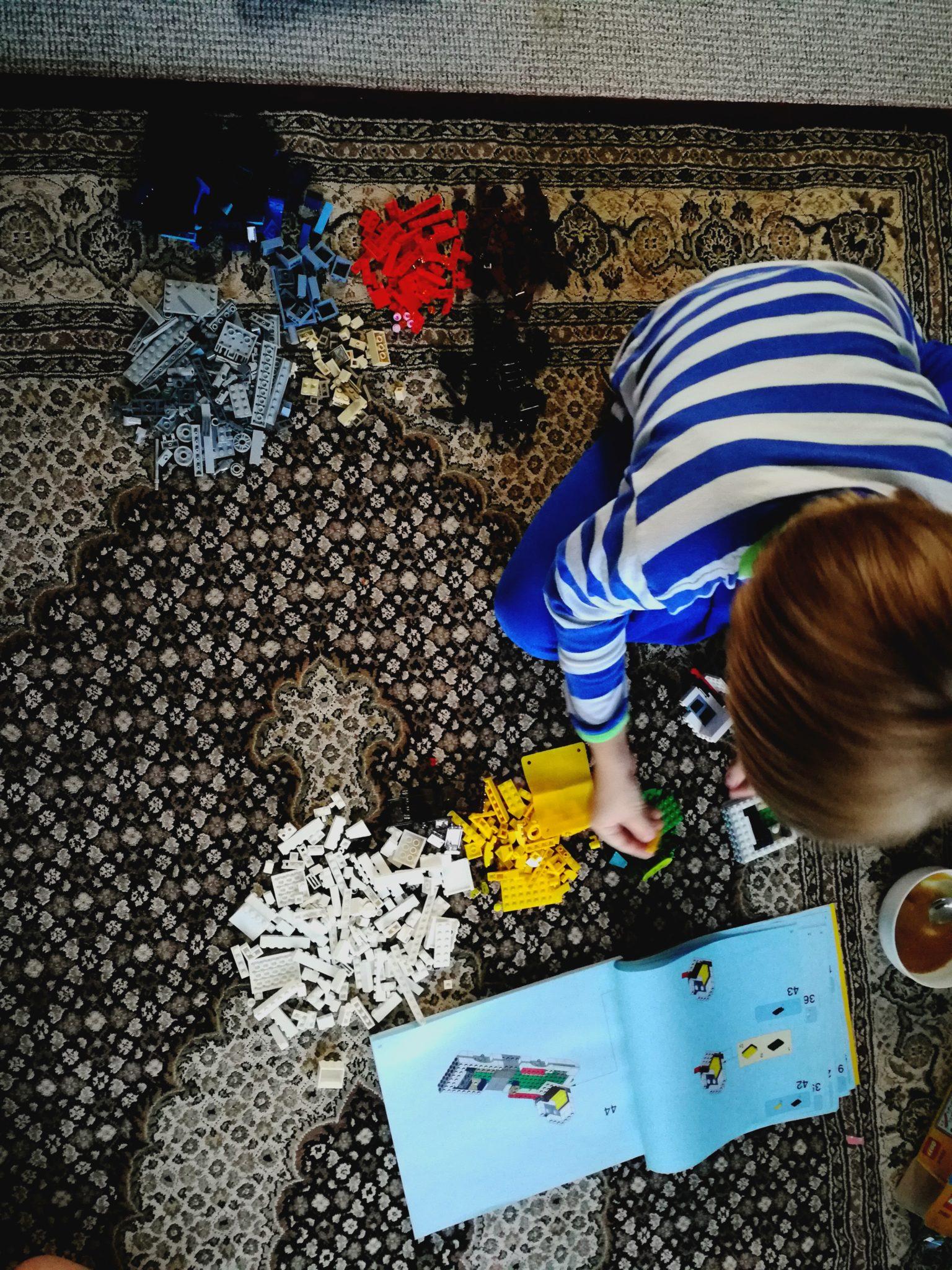 Lego Creator bauen