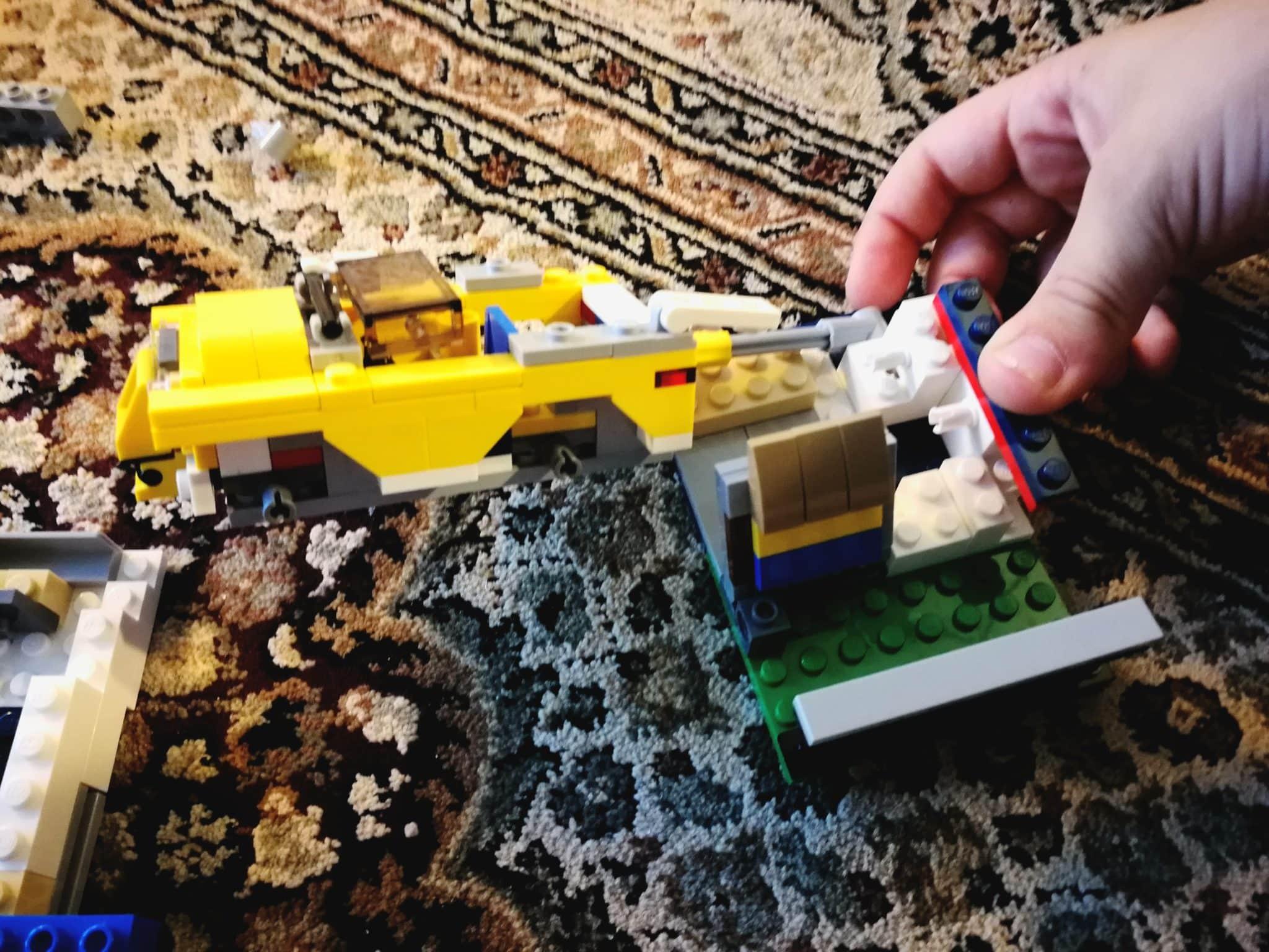 Werbung Lego