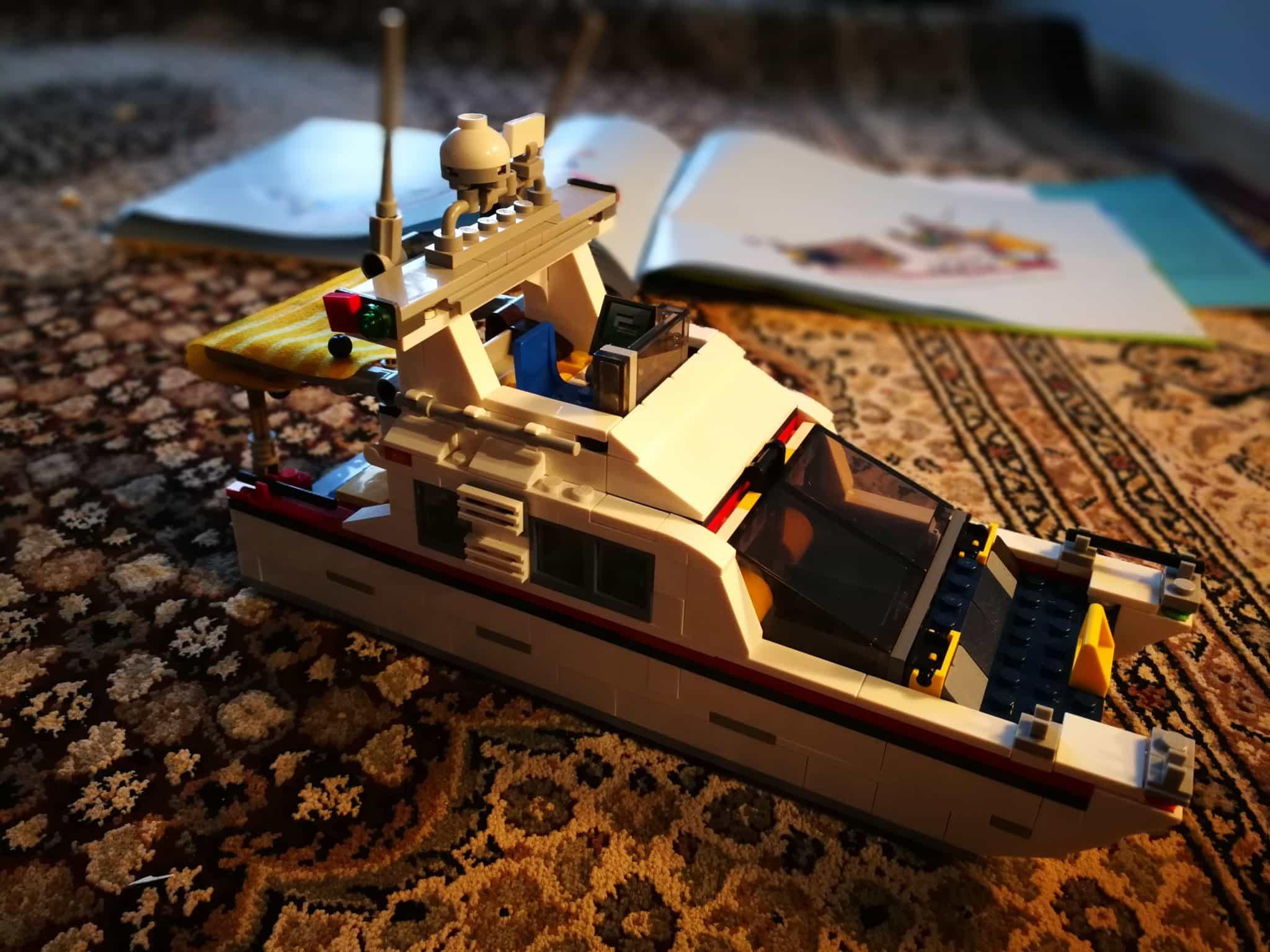 Boote Lego Creator