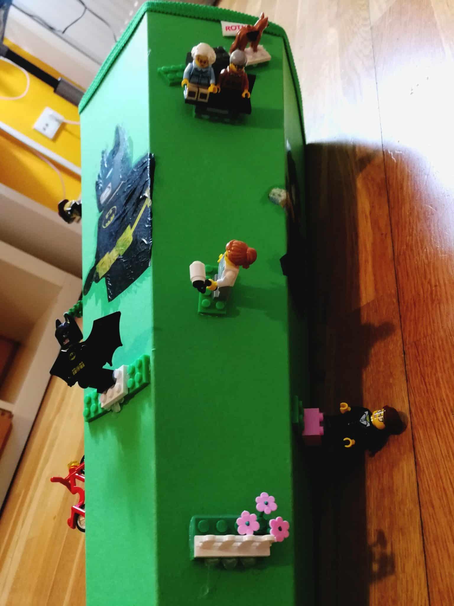 Figuren Lego Schultüte