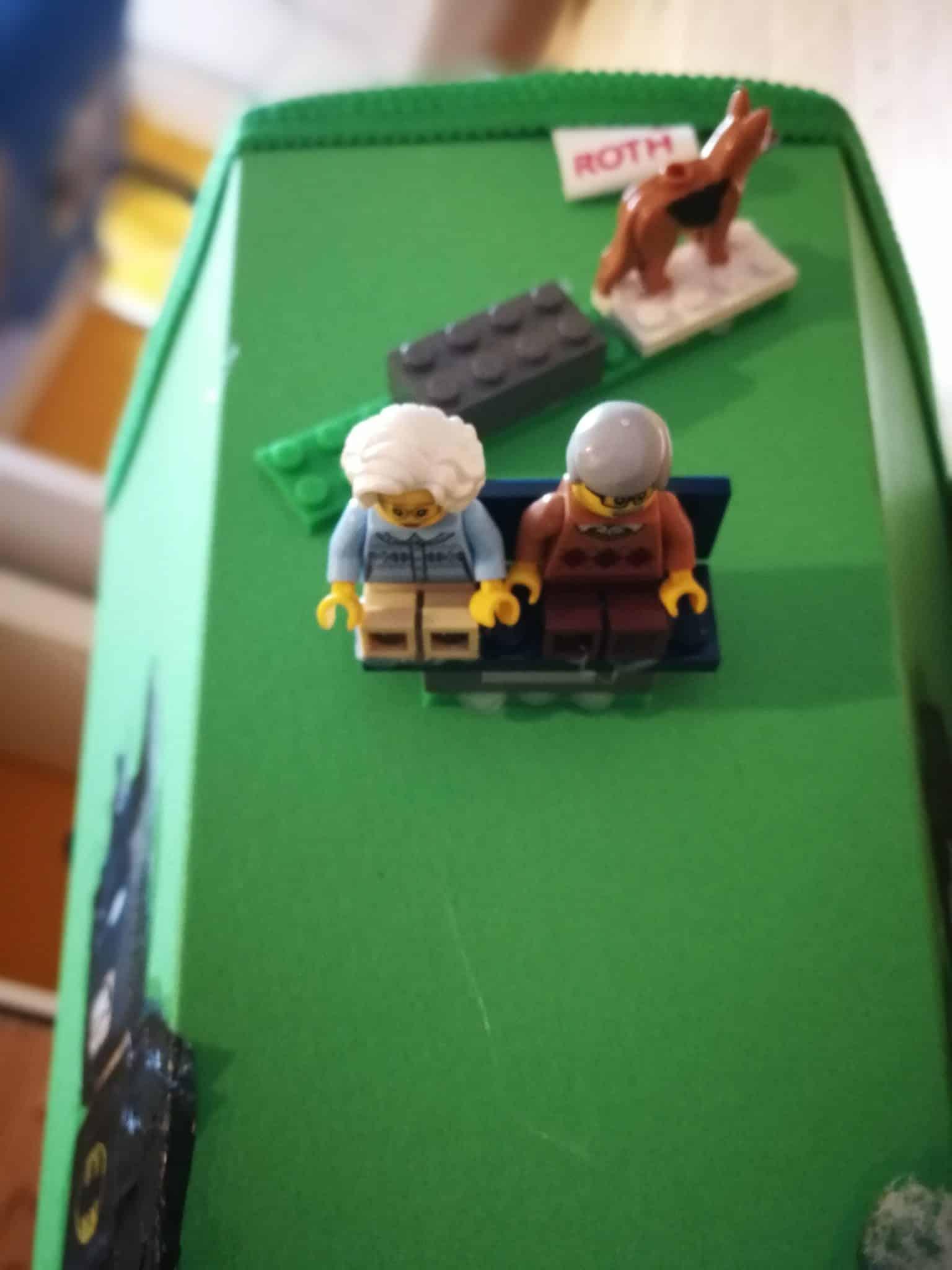 Lego Schultüte