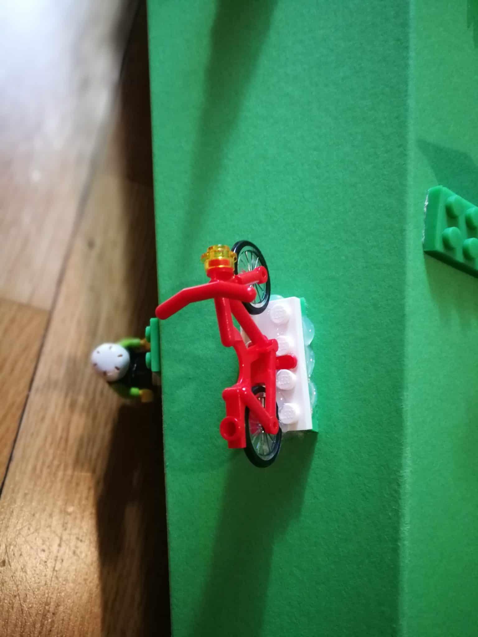 Fahrrad Lego Schultüte