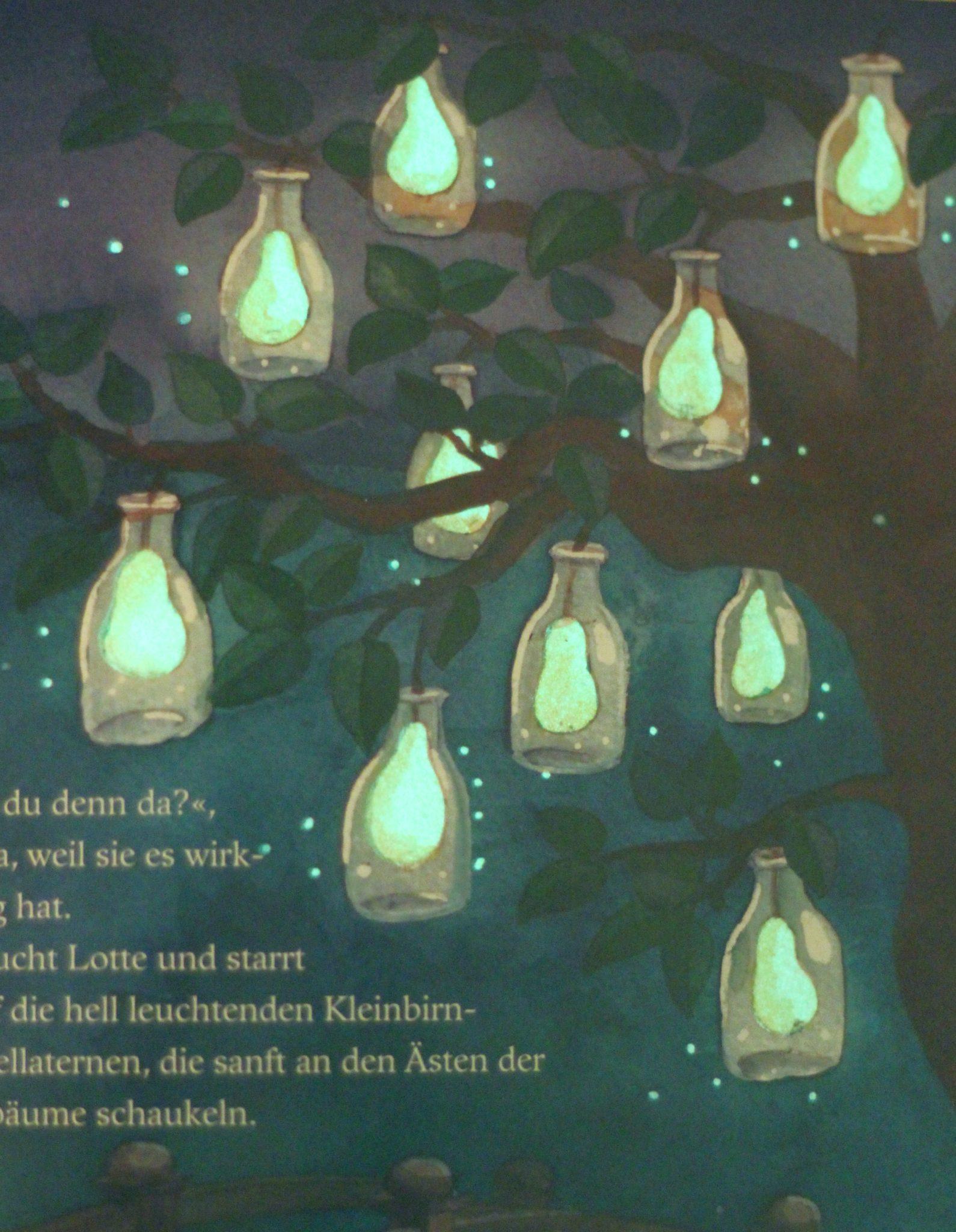 Maluna Mondschein leuchtet Buch