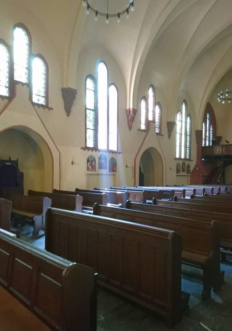 Mauritius Kirche