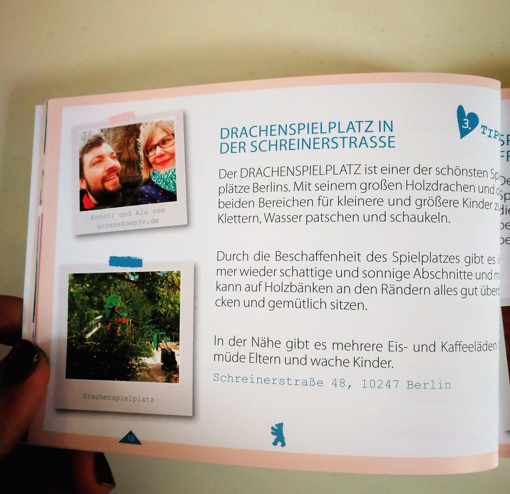 Berlin für Familien Gutscheinbuch