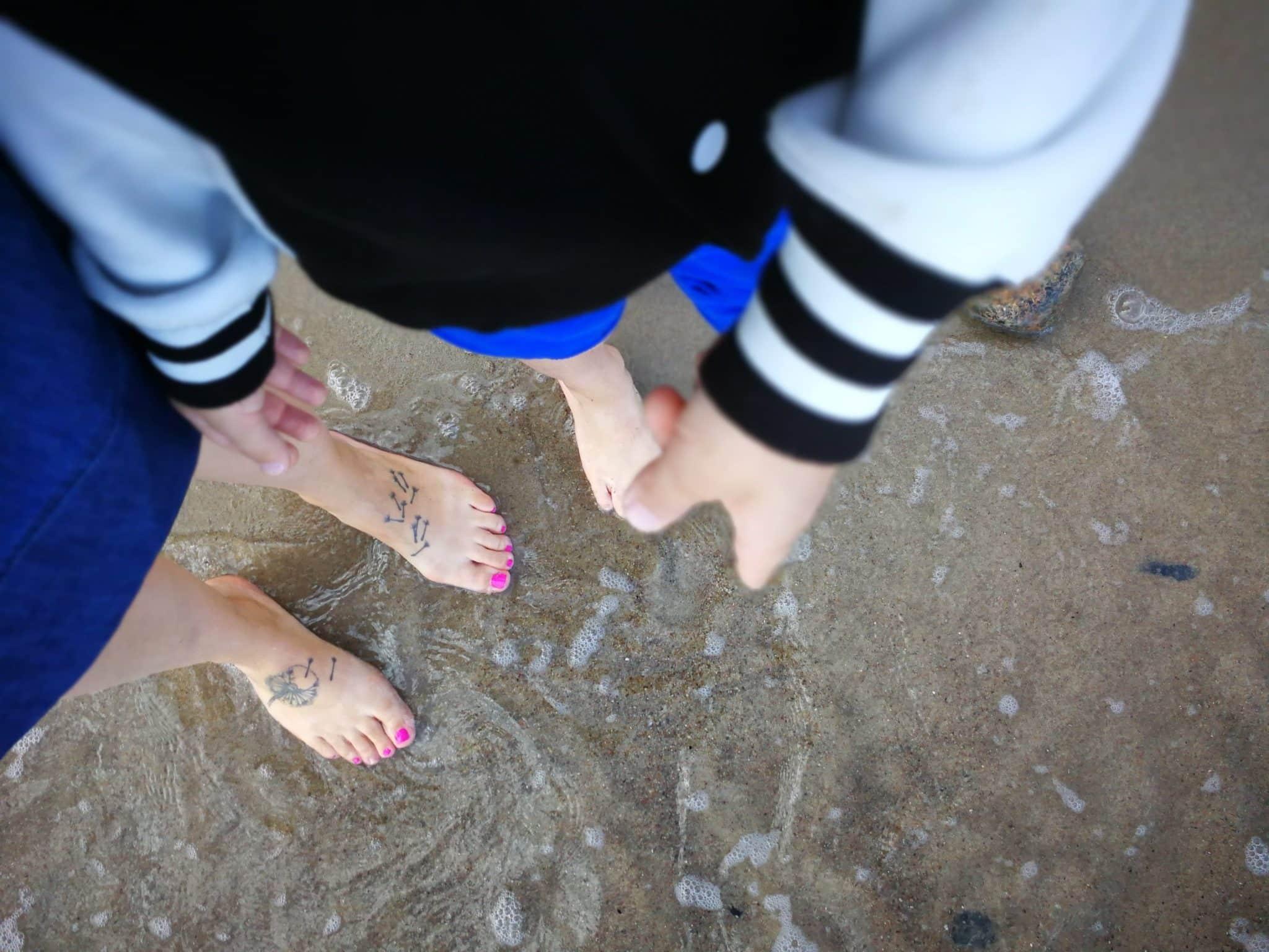 Neubeginn Studium Strand