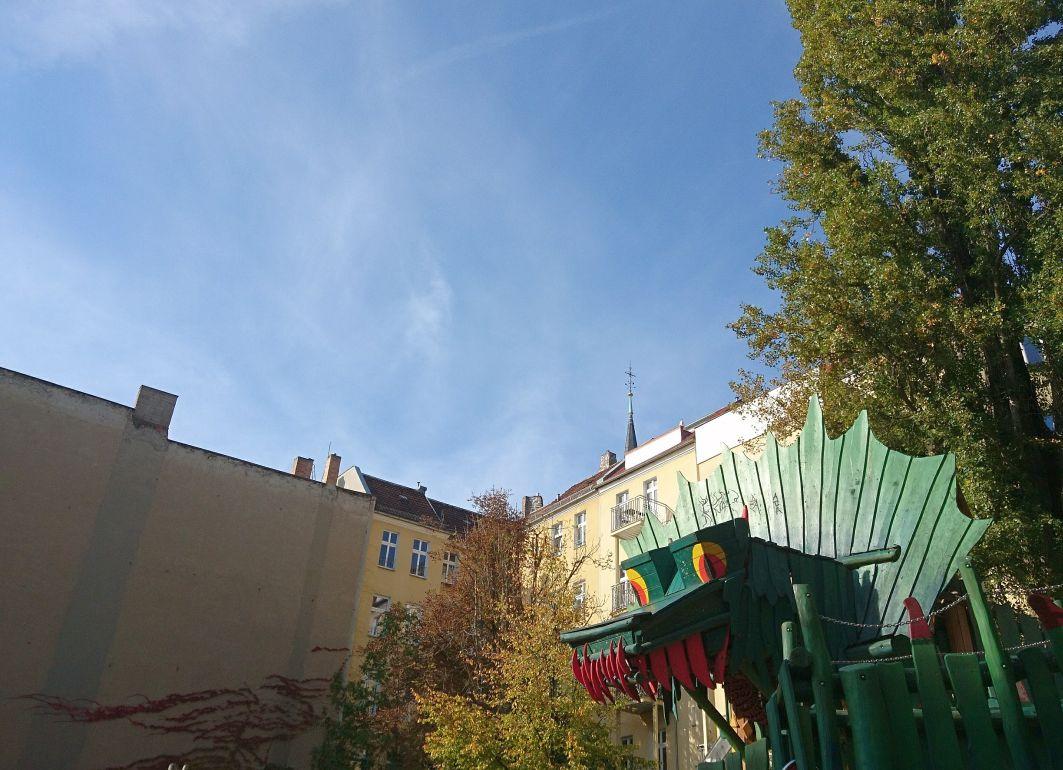 Drachenspielplatz Berlin Friedrichshain