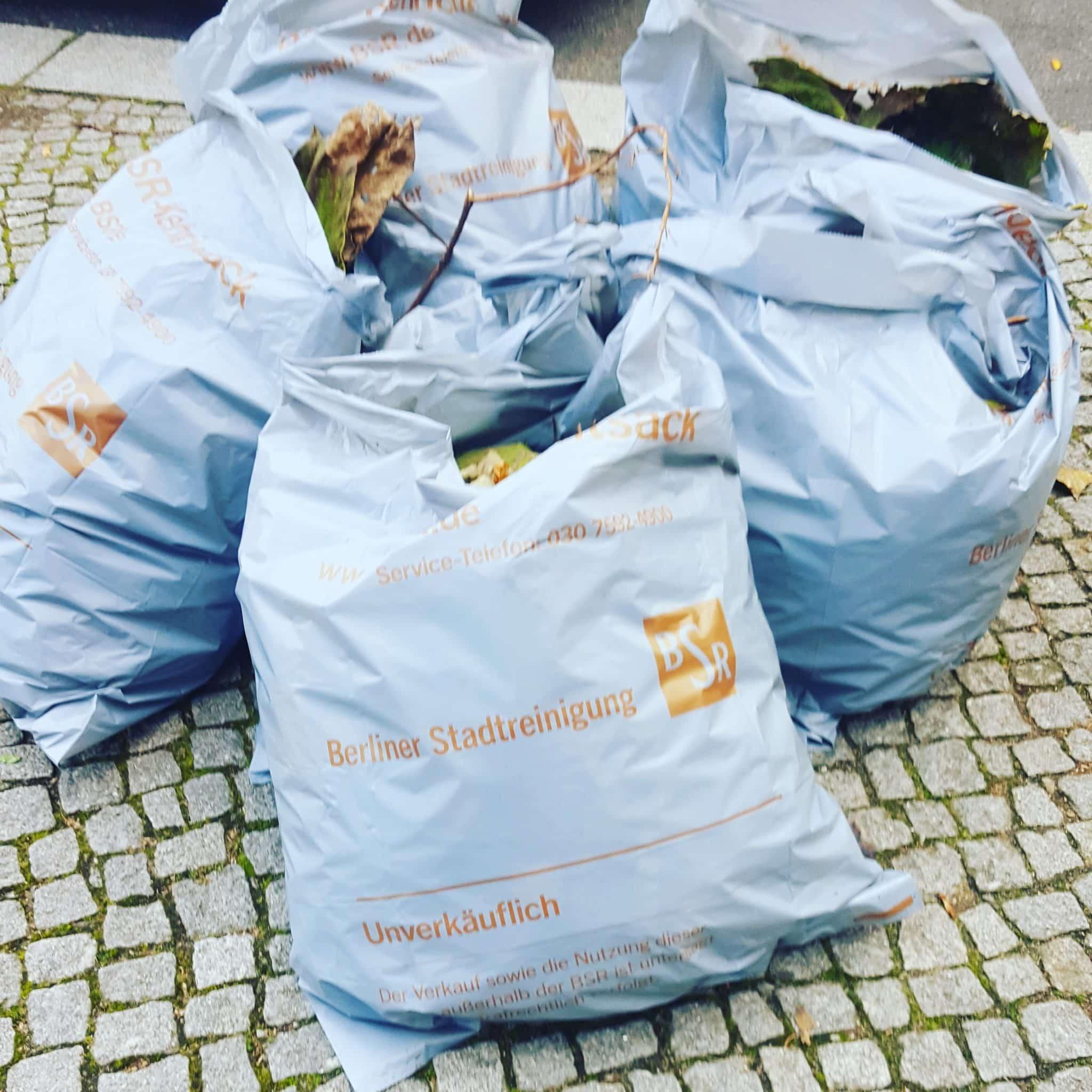 Berlin räumt auf Oktober