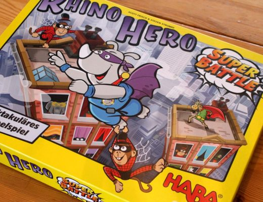 Rhino Super Battle Haba