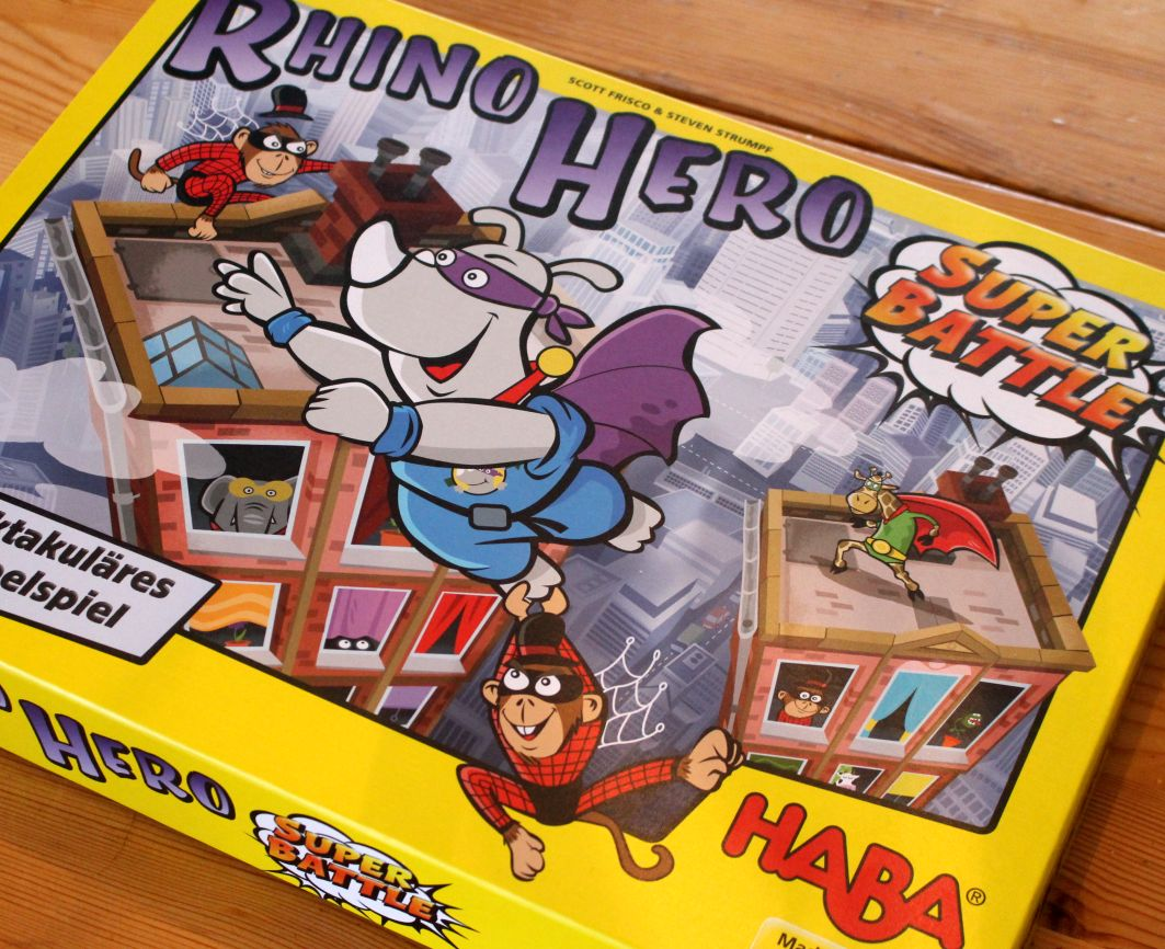 Rhino Super Battle Haba