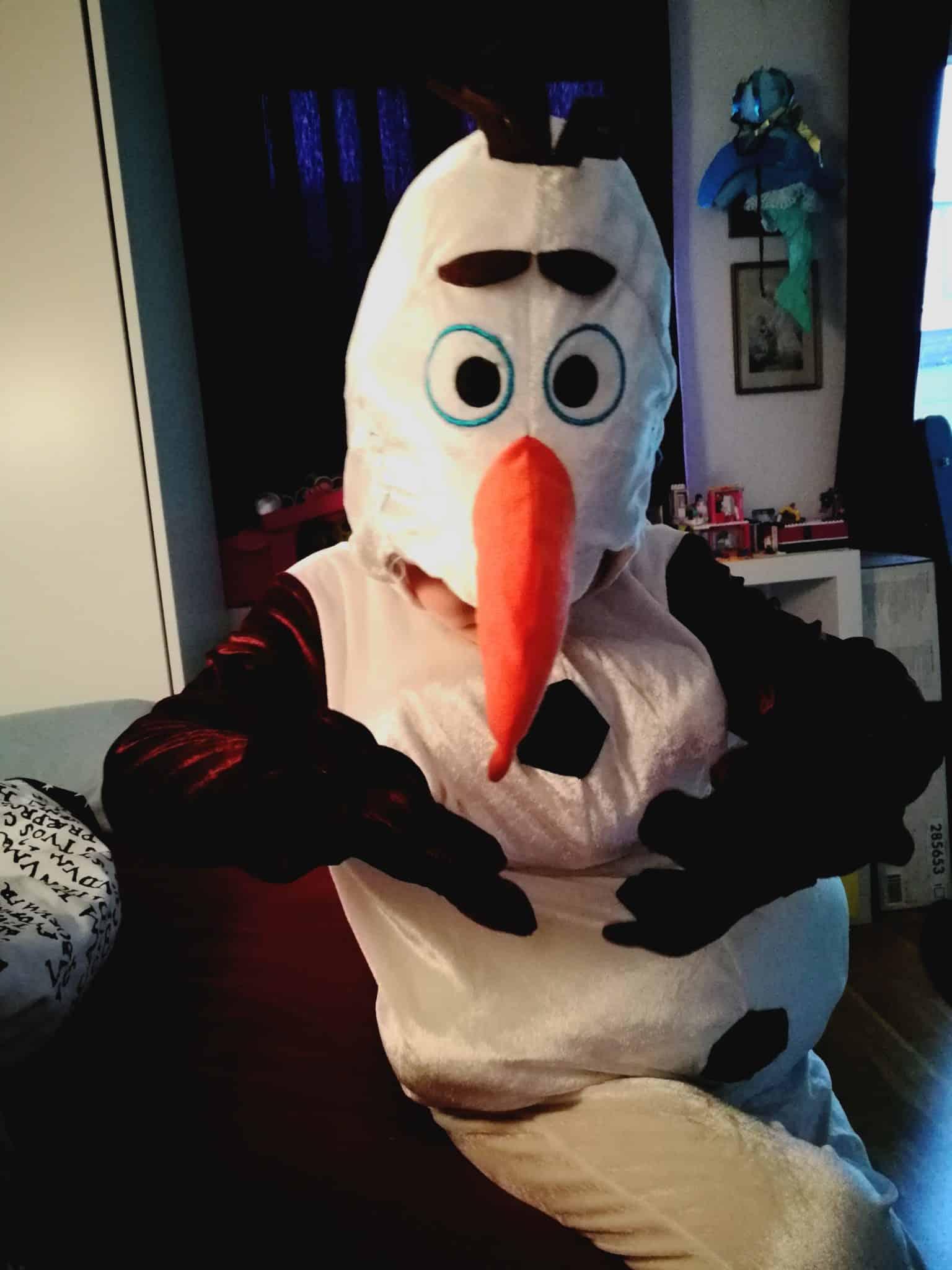 Olaf Schneemann Kostüm