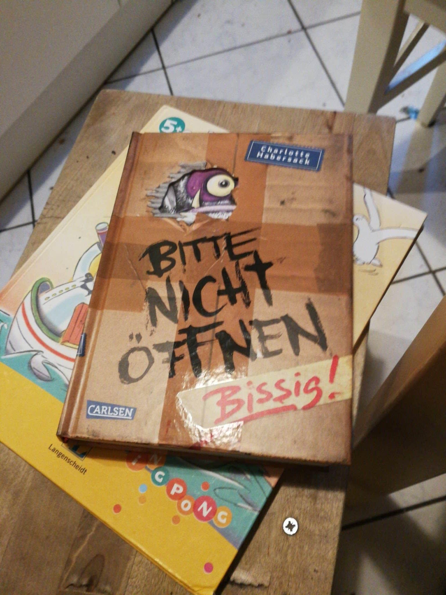 Vorsicht Bissig Carlsen Verlag