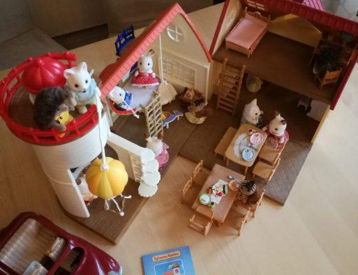 Sylvanians Families Leuchtturm