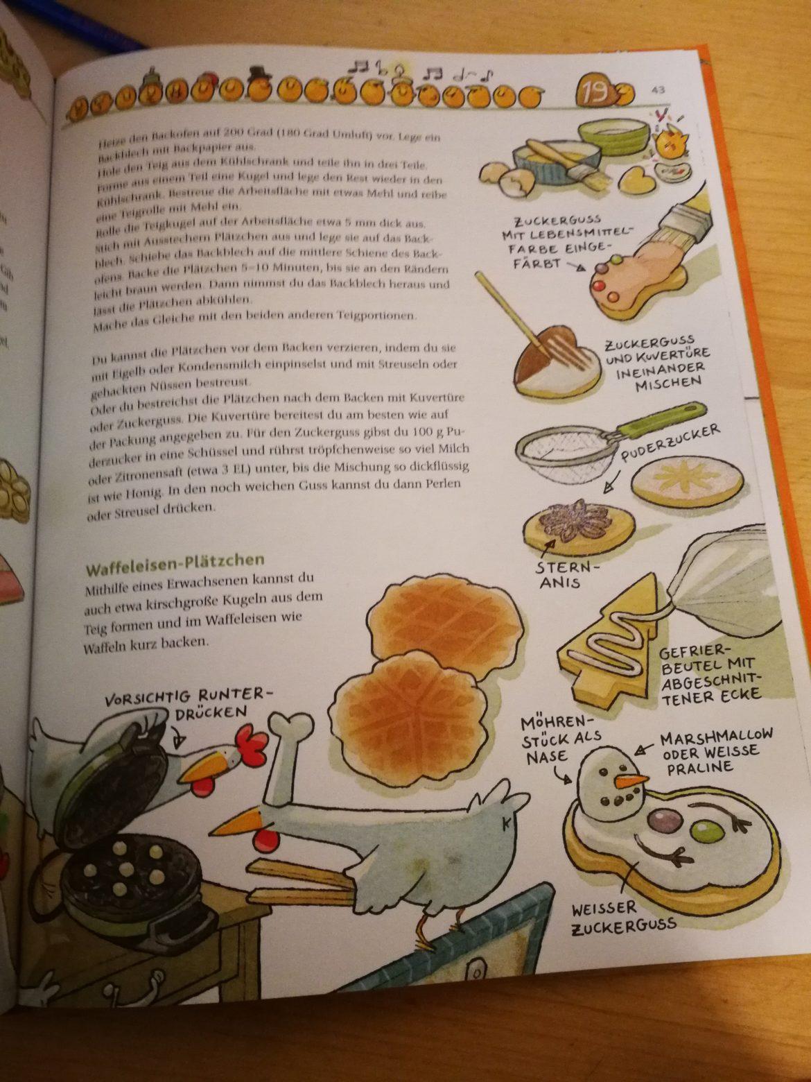 Lieselotte Weihnachtsbuch
