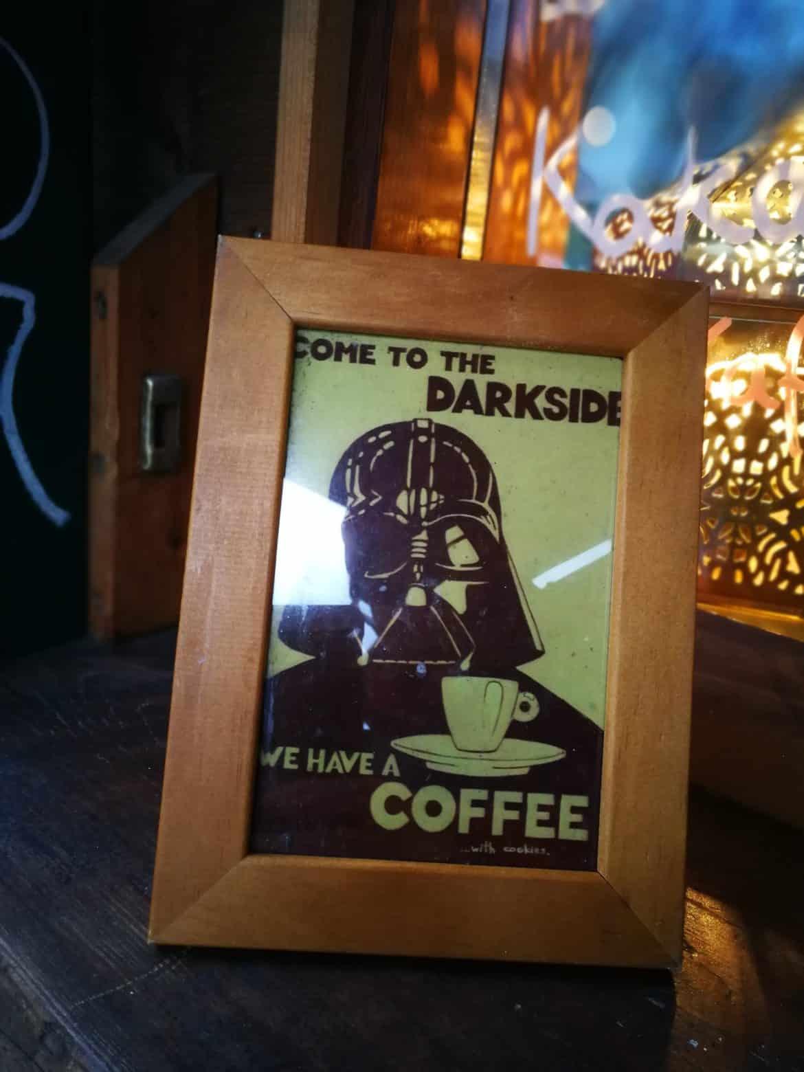 Kaffeedienst Kaffeekiste