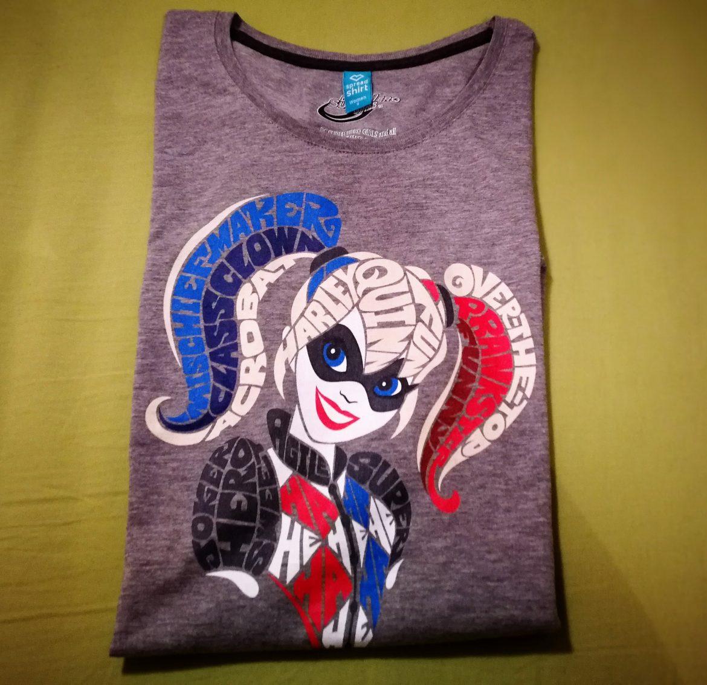DC Super Hero Girls Warner Bros Shirt