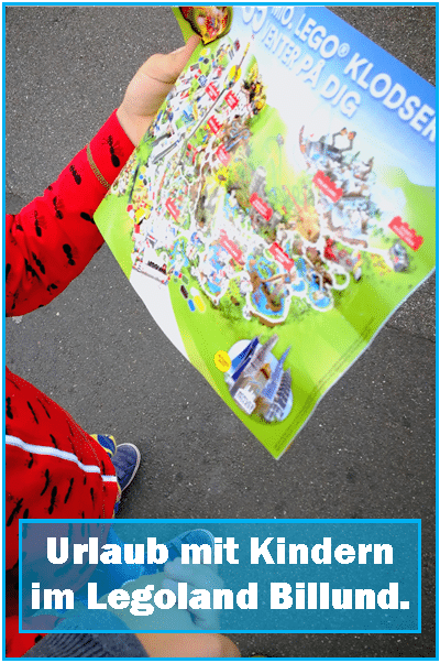 Urlaub mit Kindern im Legoland Billund