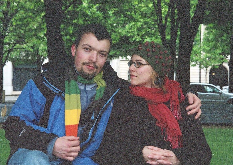 ein erster Paarurlaub in Paris
