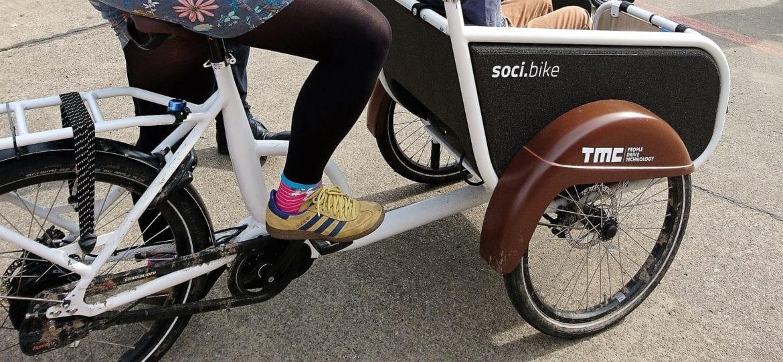 Als Familie ein Lastenrad kaufen, worauf sollte man beim Kauf achten?