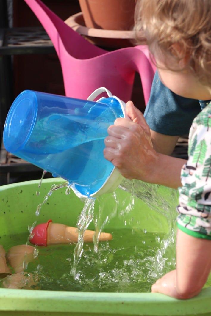 Sommer und Wasser