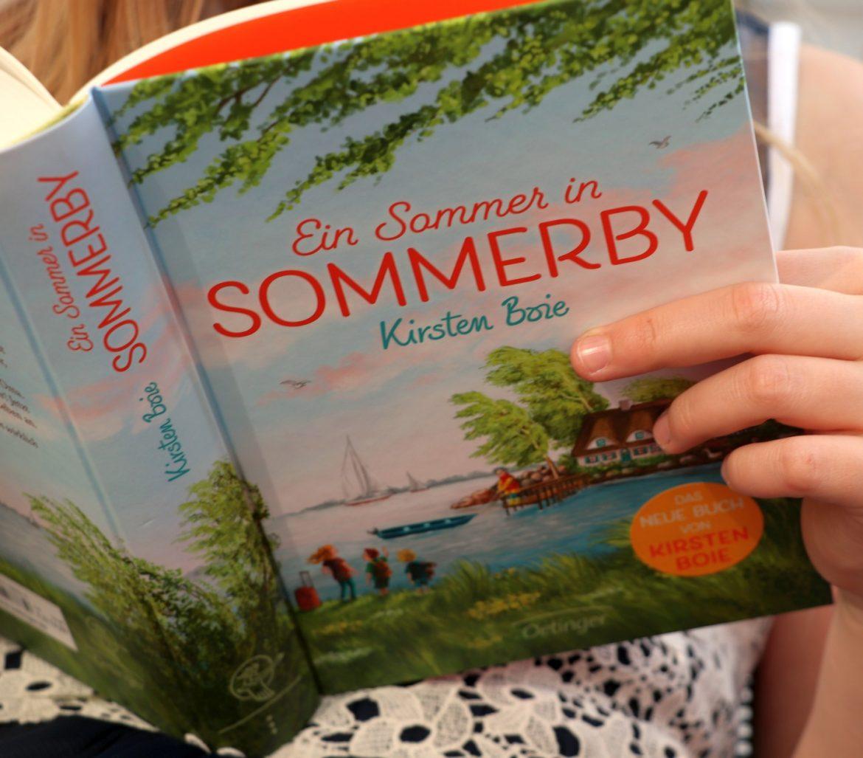 Kirsten Boie Kinderbuch Ein Sommer In Sommerby Grossekoepfe